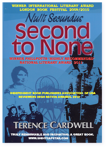 Nulli Secundus - Second to None, book cover
